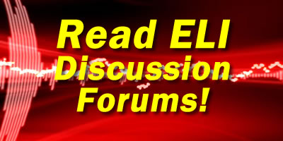 Enter the ELI Forums!