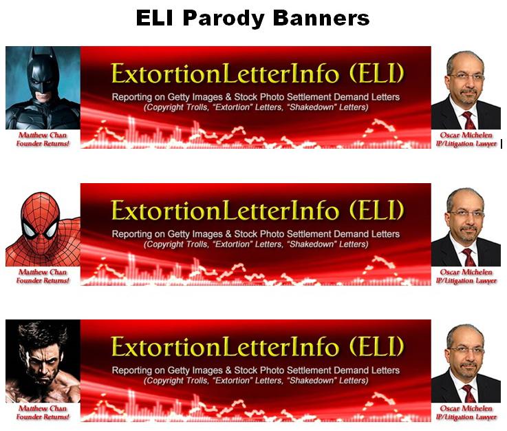 ELI Parody Banners